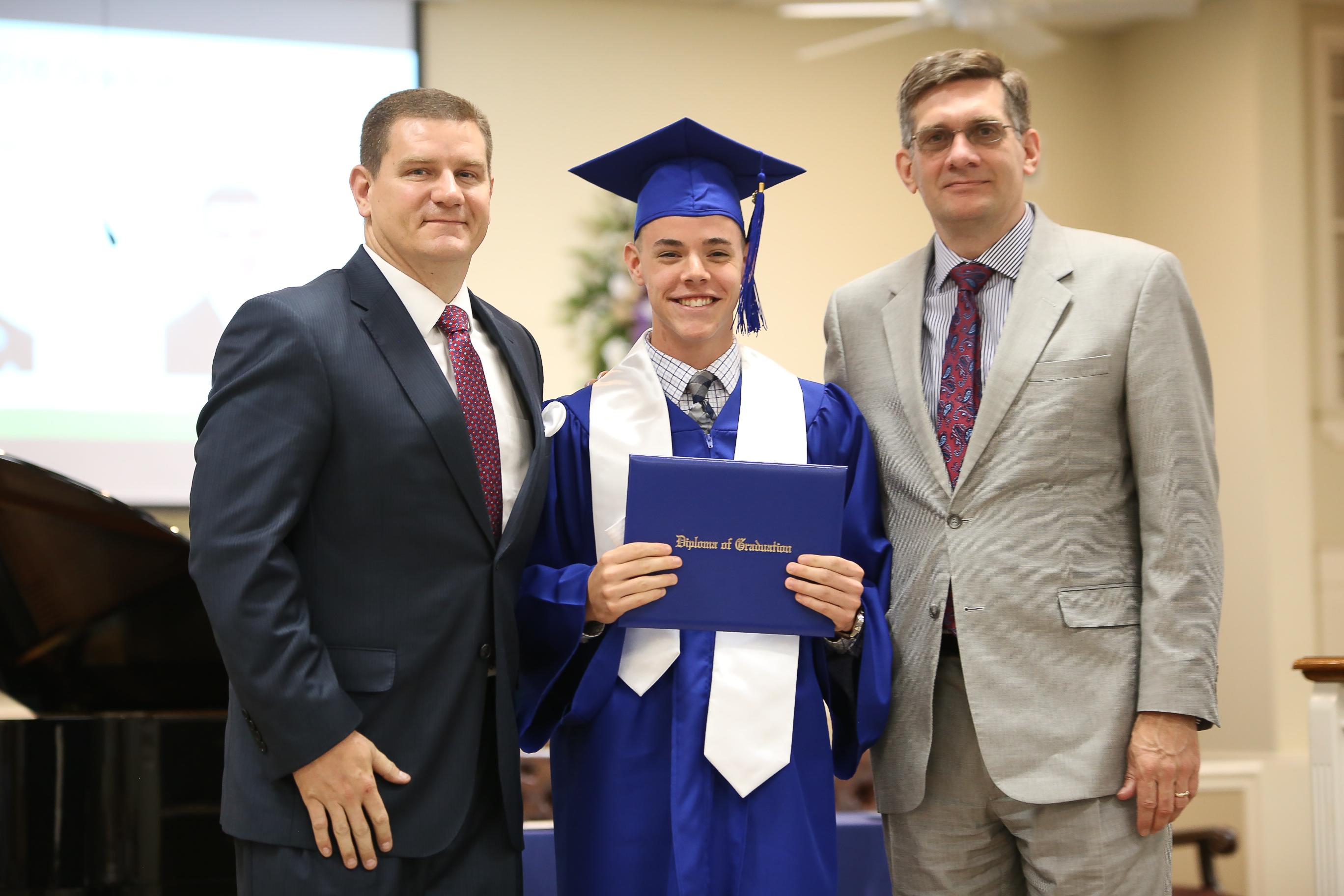 Graduation success!
